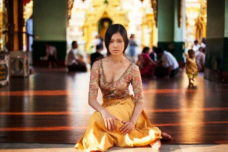 Михаэла Норок, «Атлас красоты»: 155 фотографий красивых женщин из 37 стран мира 0 1c6224 1094e62e XL