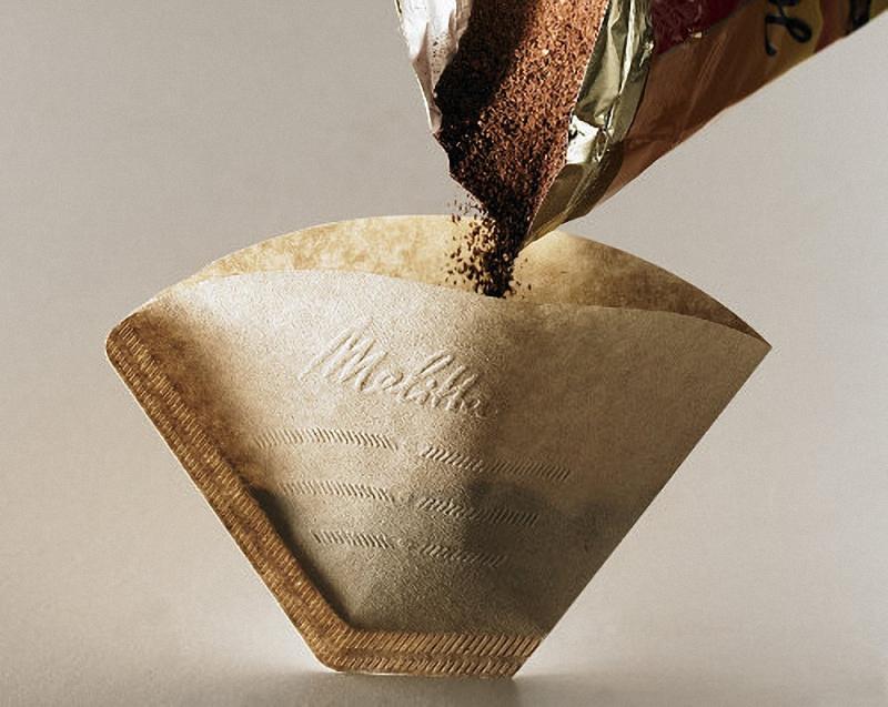 10. Фильтр для кофе. Благодаря Мелитте Бенц любители посидеть за чашечкой кофе избавлены от утомител