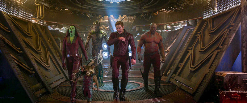 Guardians of the Galaxy. 2014