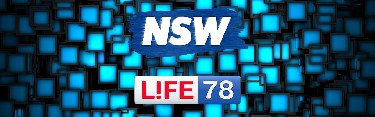 Репортаж о NSW на канале L!FE 78