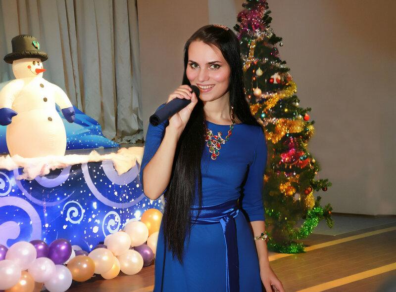 Олия певица открывала концерт предновогодний концерт в