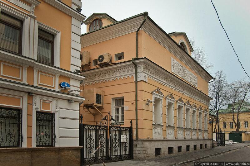 1-й Монетчиковский переулок