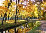 Таврический сад, Петербург, Октябрь 2015