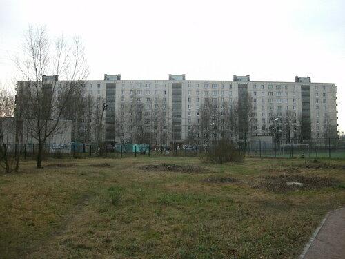 Малая Балканская ул. 38