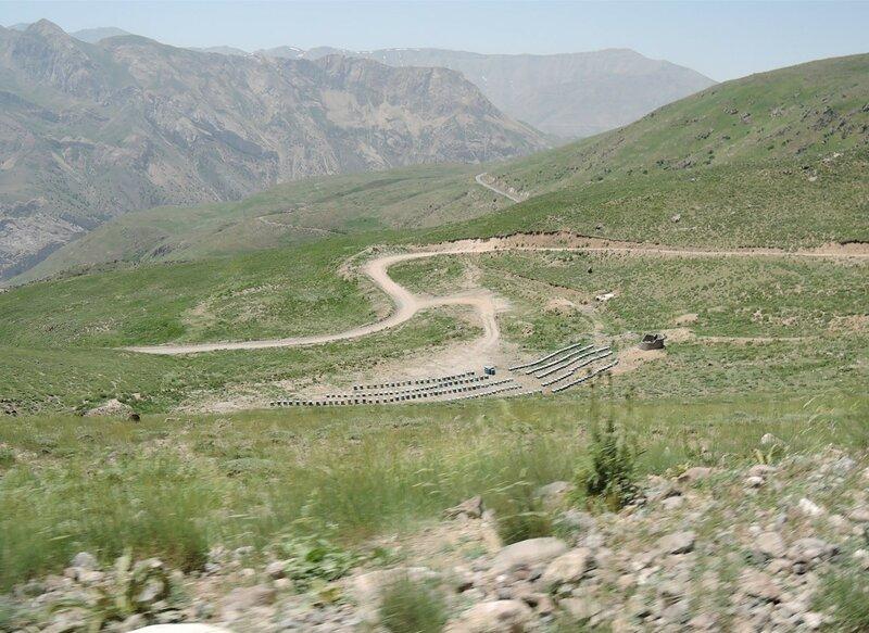пасека в Иране
