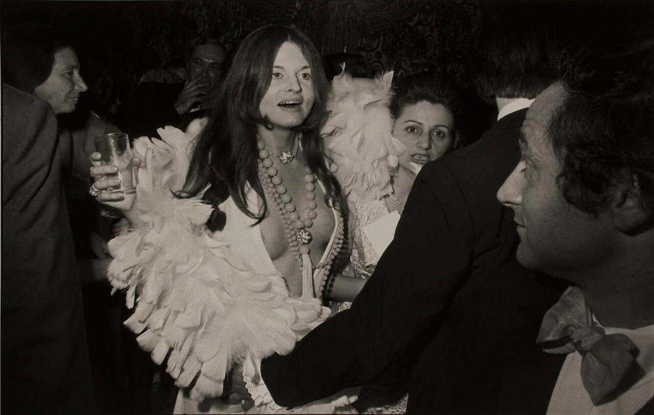1969. Бал Столетия, Музей Метрополитен, Нью-Йорк