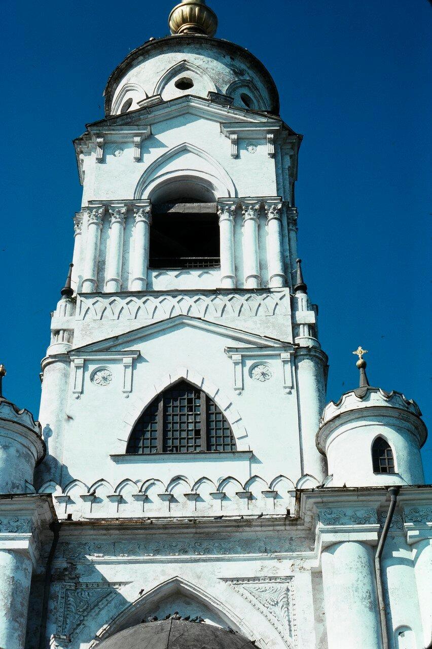 Владимир. Колокольня Вознесенской церкви