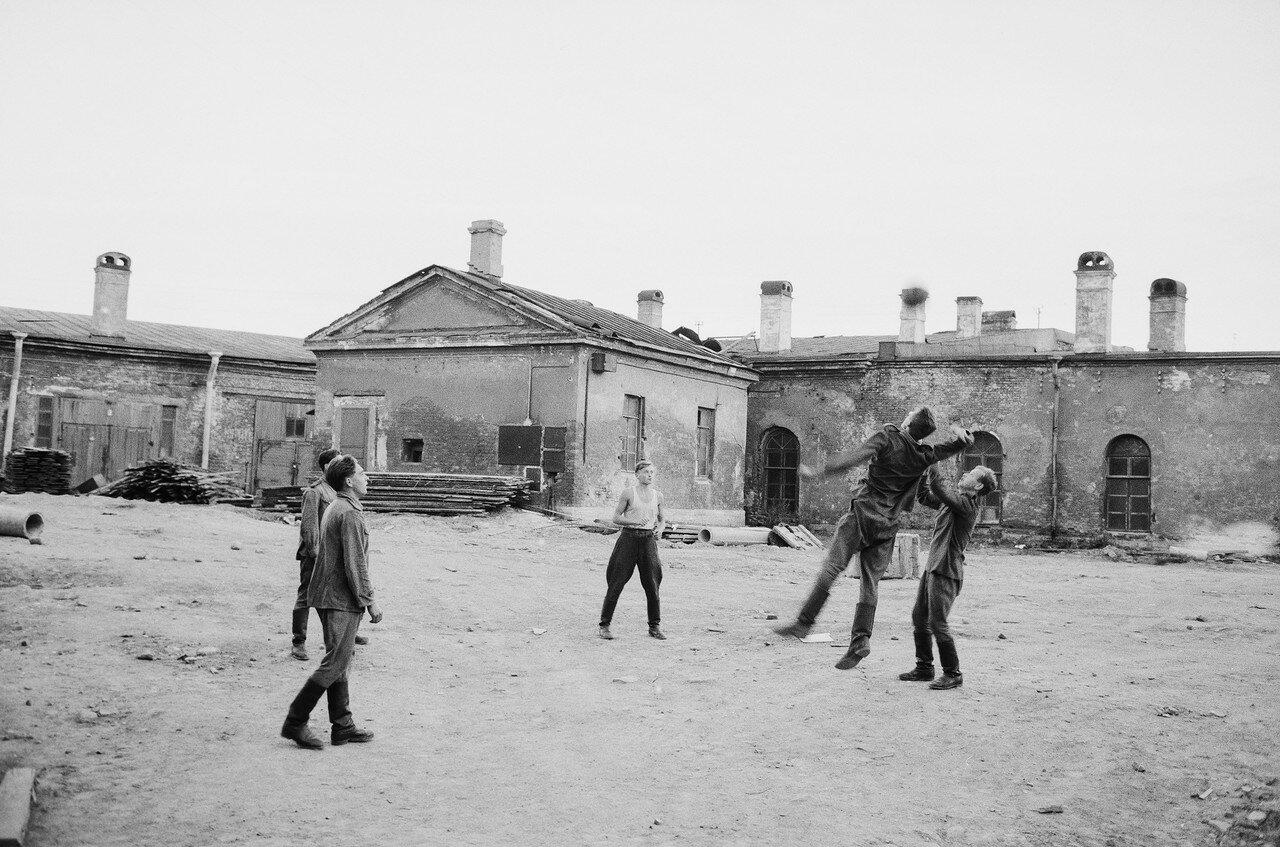 26. Петропавловская крепость