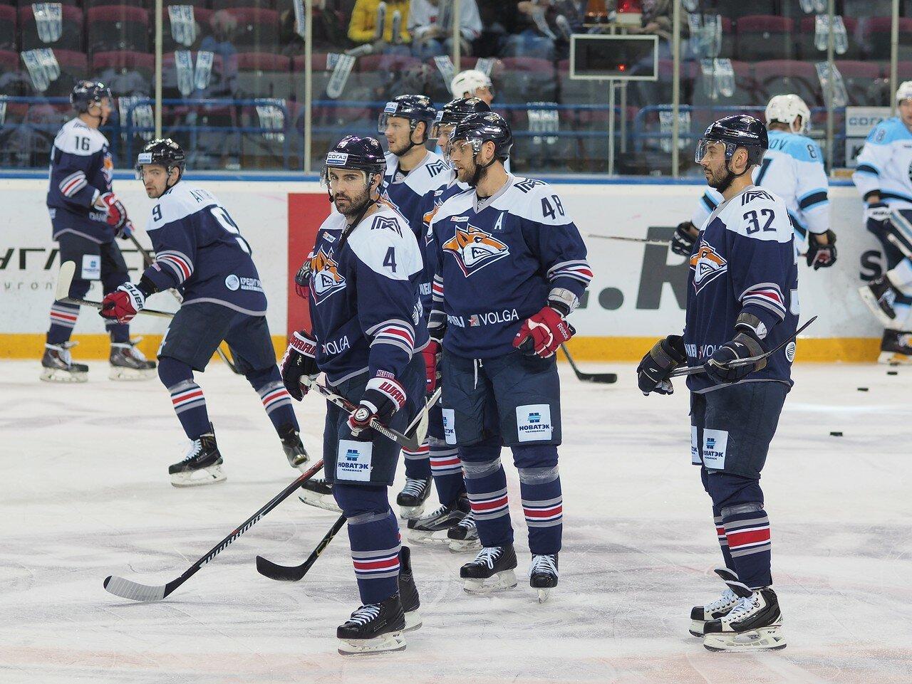 24Плей-офф 2016 Восток 1/2 Металлург - Сибирь 10.03.2016