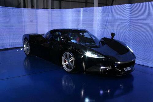 На Женевском автосалоне предстанет 2080-сильный спорткар