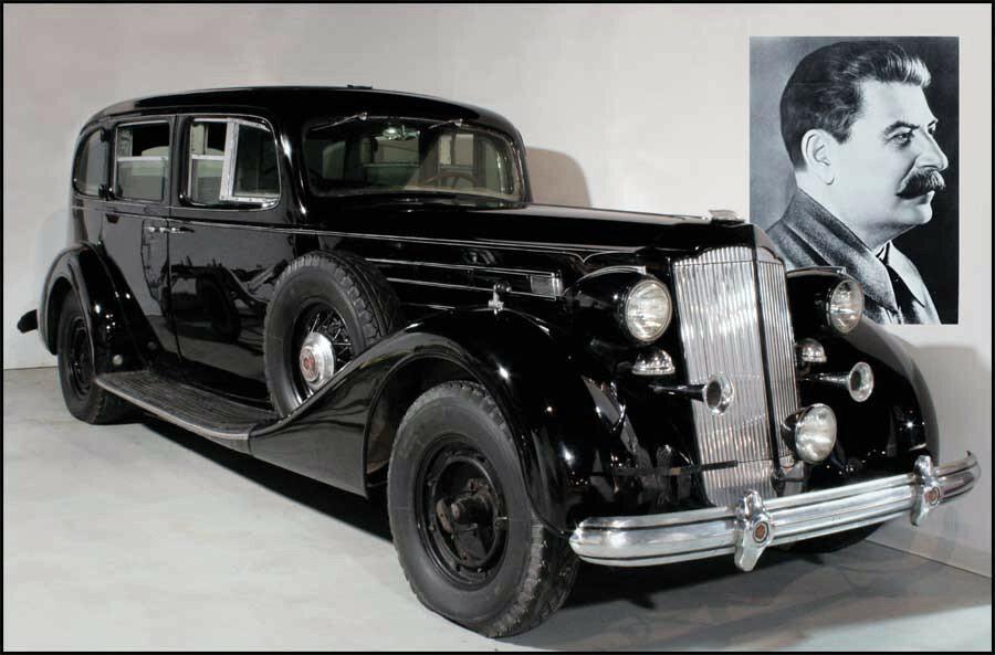 1937 Packard Super 12 Stalin.jpg