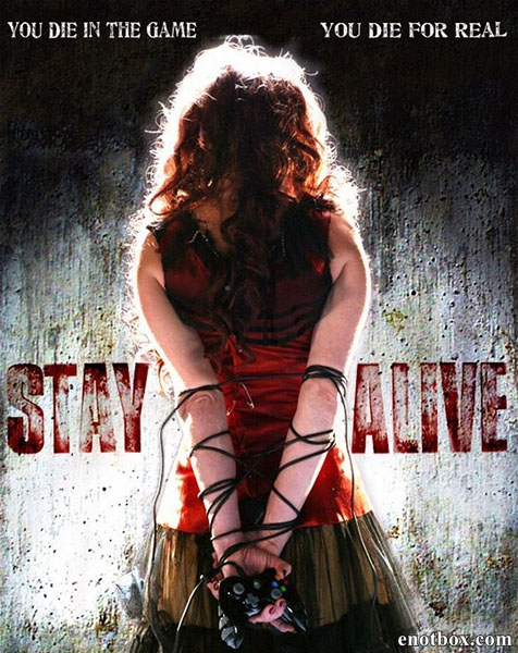 Остаться в живых / Stay Alive (2006/WEB-DL/DVDRip)
