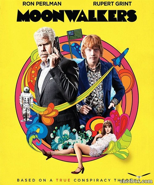Лунная афера / Moonwalkers (2015/WEB-DL/WEB-DLRip)
