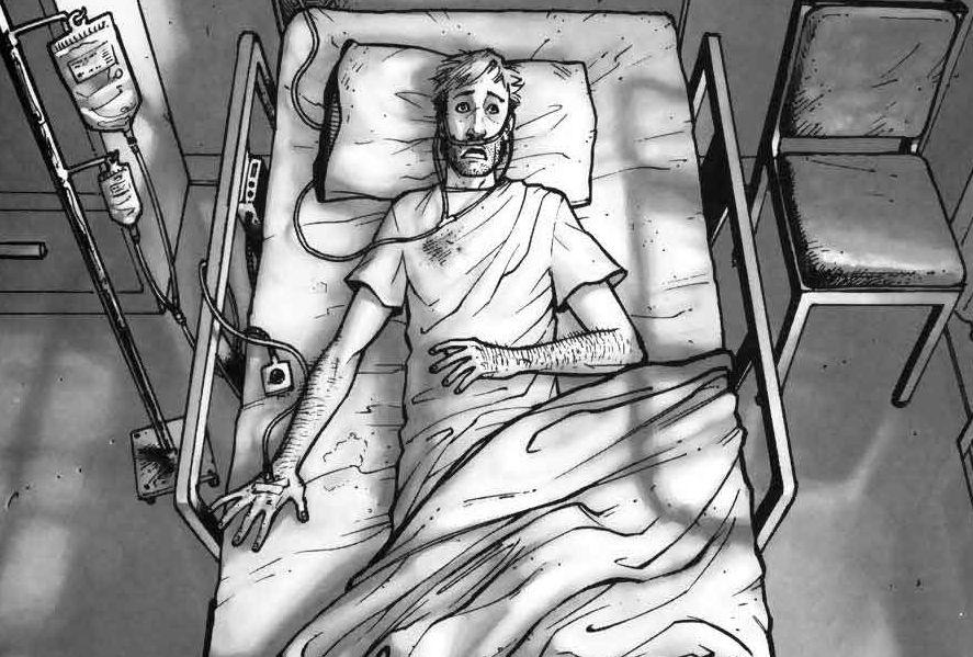 Ходячие мертвецы комикс
