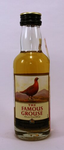 Виски The Famous Grouse blended scotch whisky