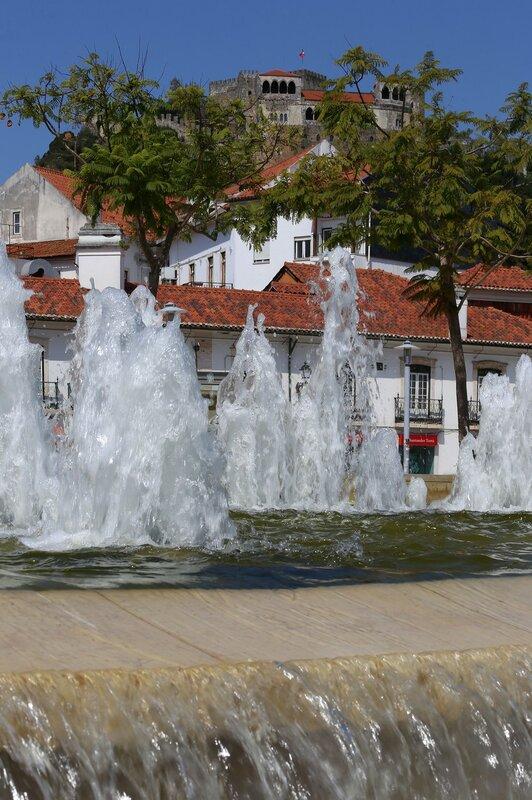 Leiria. Leiria. October 5 square (Largo 5 de Outubro)