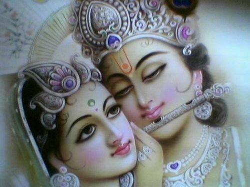��� ��� �����-������ - Sri Sri Radha-Krishna