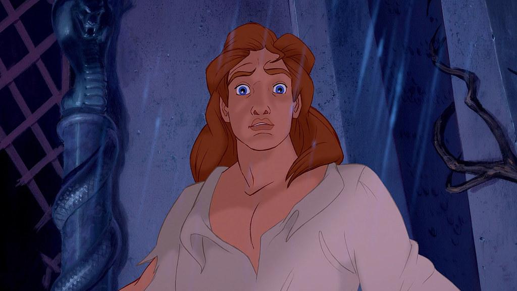 Disney Флинн Райдер, «Рапунцель»