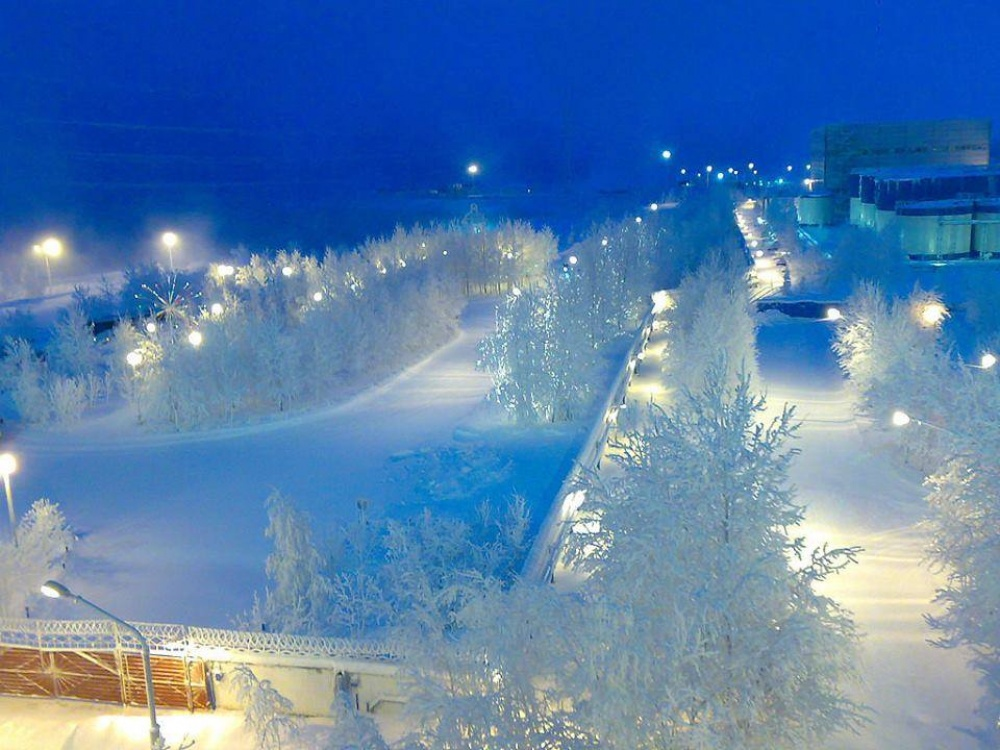 20мест, где зима сказочно прекрасна