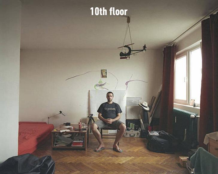 Румынский фотограф показал, как одинаковые по планировке квартиры выглядят у 10 разных хозяев (11 фото)