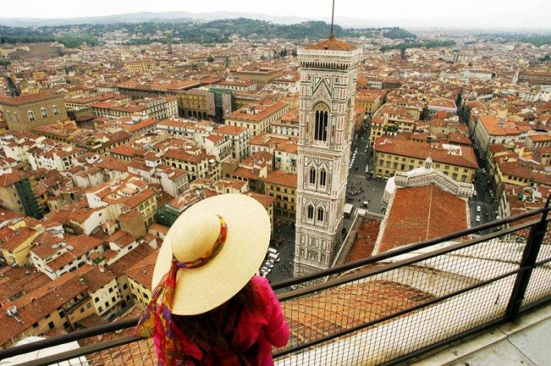 Ватикан привлекает множество как верующих, так и туристов, поскольку на его территории находитс