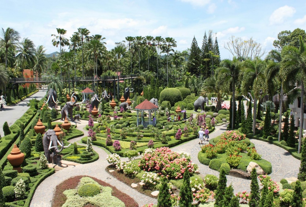 Королевские ботанические сады Кью, Лондон