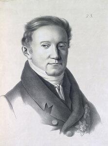 Соболевский, Граф