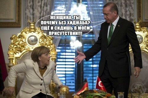 Россия и Запад: Политика в картинках #10