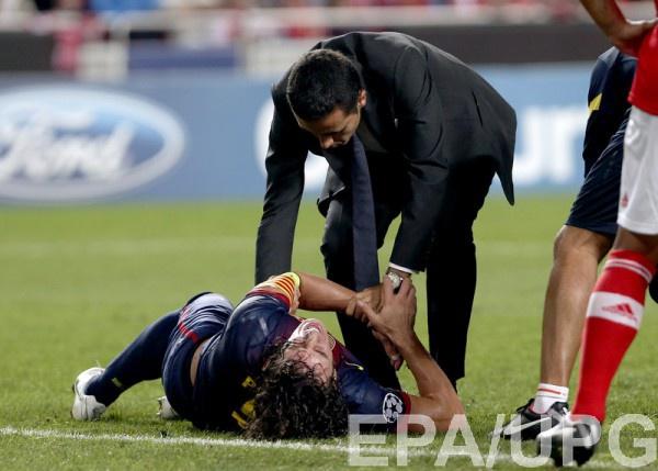 Барселона использует ДНК-тесты дабы избегать травмы игроков