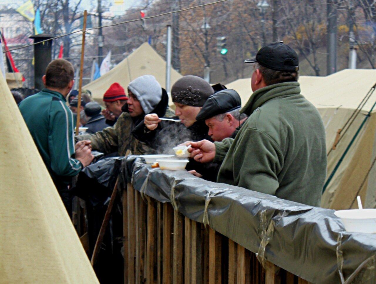 Столовая Тарифного Майдана