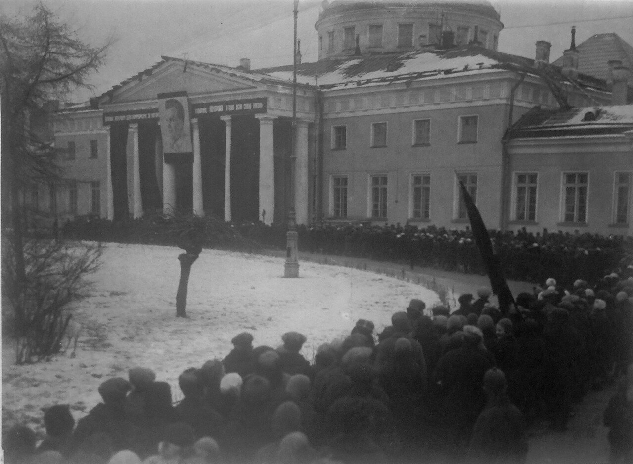 1934. Прощание с Кировым