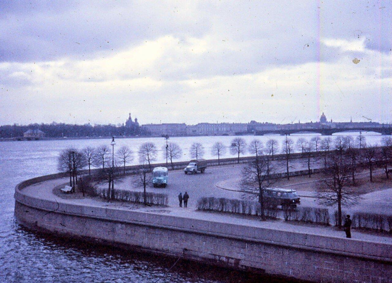 Ленинград. Набережная Невы