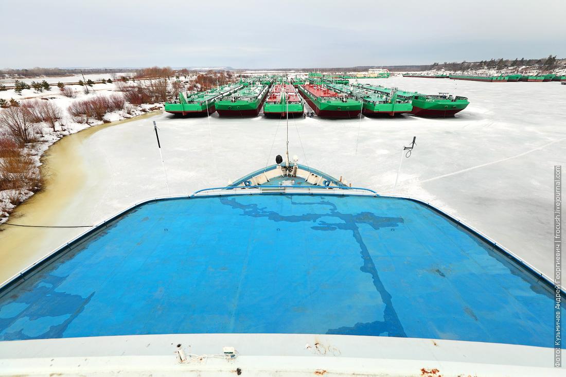 теплоход Княжна Анастасия фото с высоты