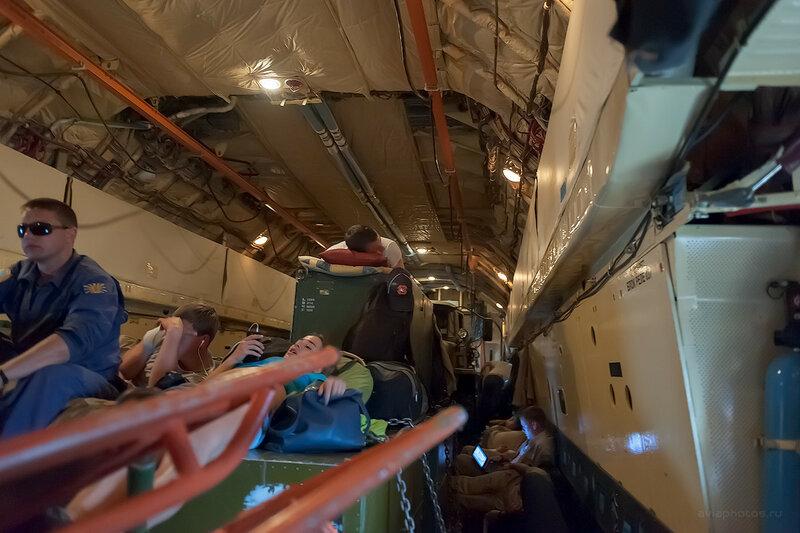 Ильюшин Ил-76МД (RA-76599) D700388