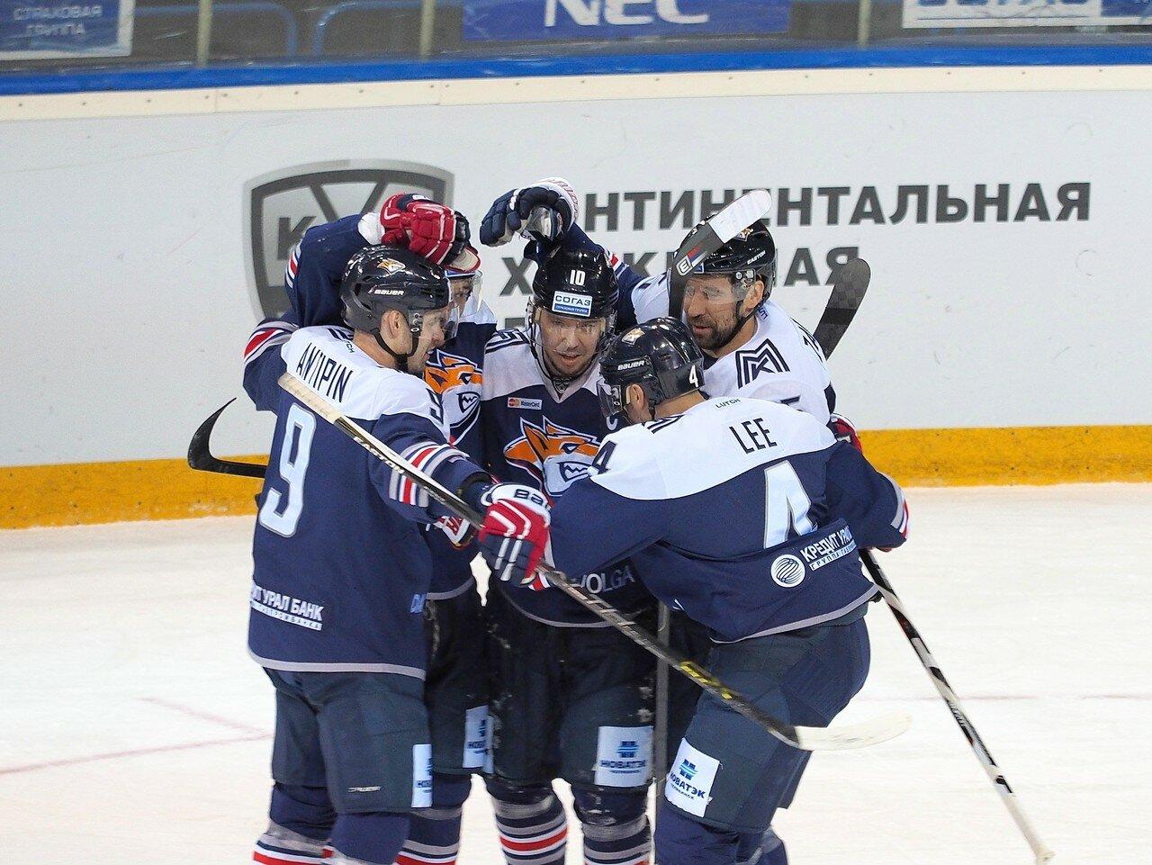 89Восток 1/4 плей-офф Металлург - Автомобилист 01.03.2016