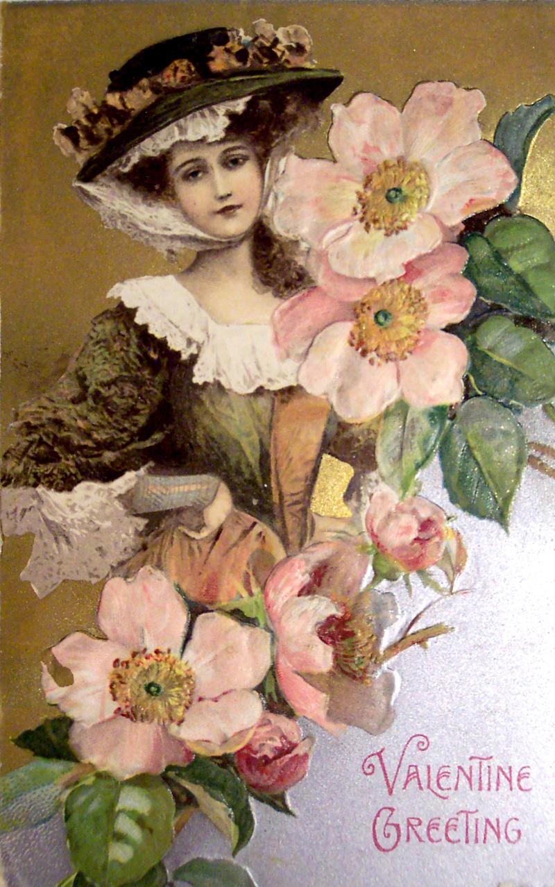 том, что фото старинных открыток с цветами чуваки развал делают