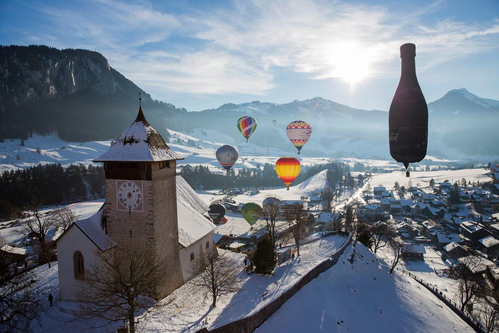 38-й Международный фестиваль воздушных шаров