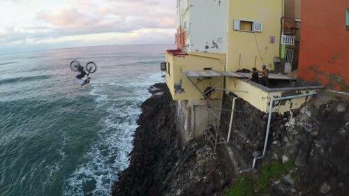 Лучшие моменты видеосъемок от GoPro