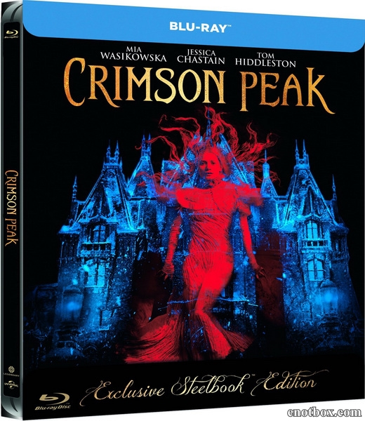 Багровый пик / Crimson Peak (2015/BDRip/HDRip)