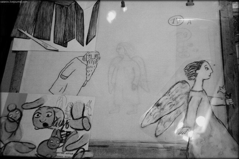 Михаил Алдашин. Рождество. Государственный музей Востока. Январь 2016 года