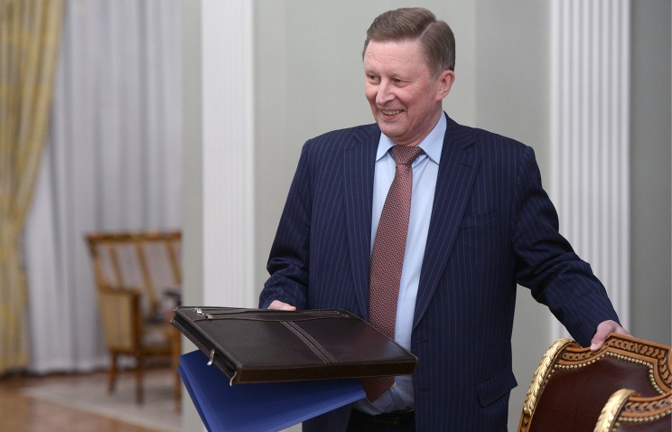 Иванов возглавил группу мониторинга правоохранительной деятельности предпринимателей
