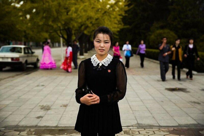 Михаэла Норок, «Атлас красоты»: 155 фотографий красивых женщин из 37 стран мира 0 1c6278 ea889367 XL