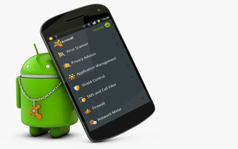 Avast Mobile Security & Antivirus для Android
