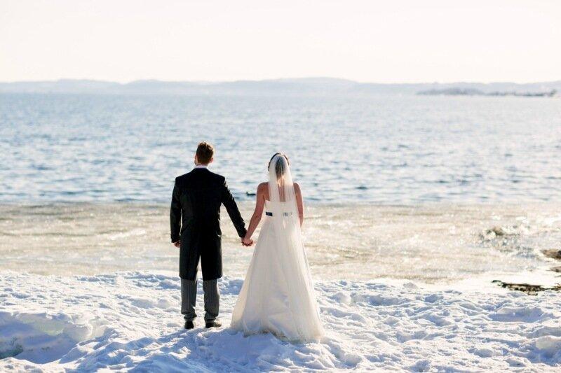 Молодожёны, гуляющие по воде. Красивая свадебная фотосессия 0 1cd5c2 c618cea5 XL