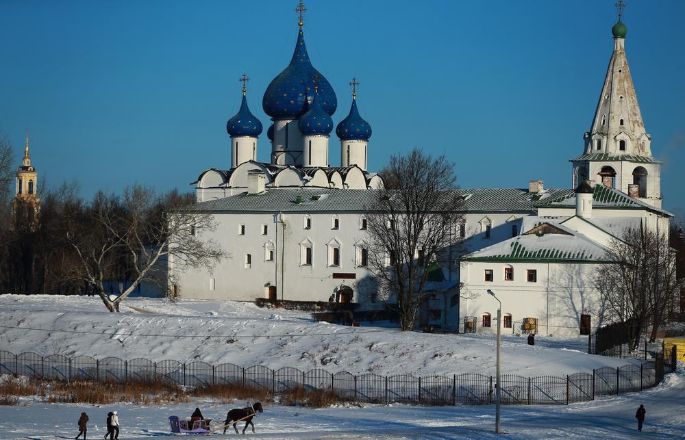 Белокаменные памятники Владимира и Суздаля — собирательное название, под которым с 1992 года в списк