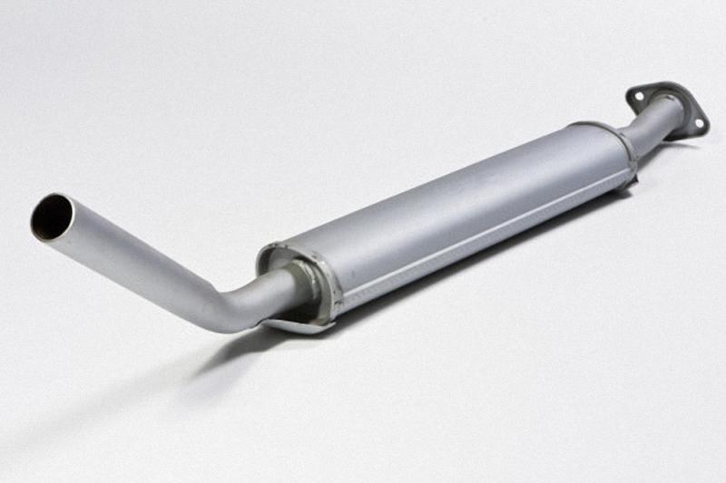 11. Глушитель для автомобиля. Этот акустический фильтр изобрела Эль Долорес Джонс в 1917 году, после