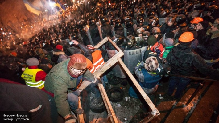 Украина попросила французскоеТВ снять сэфира фильм отрагедии вОдессе
