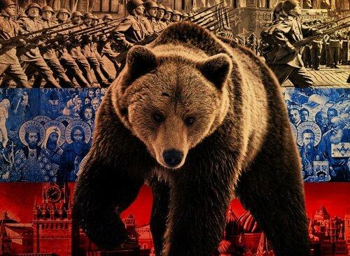 Россия и Запад: Русский медведь переходит в нападение