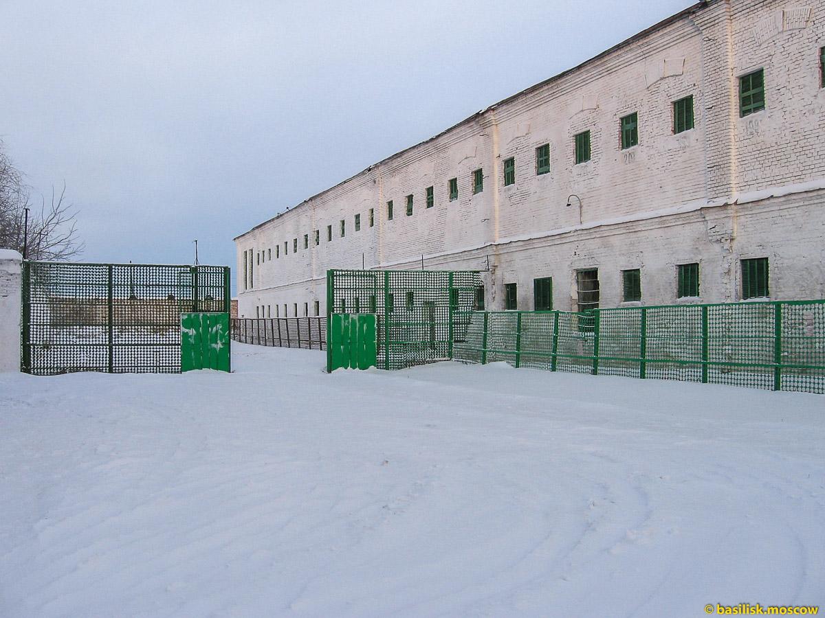 Поездатый Новый Год. Москва - Тобольск. 1-3 января 2006