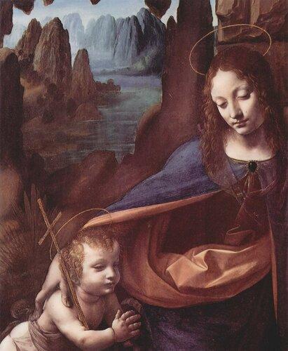 Из собрания шедевров мировой живописи... (825).jpg